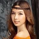 hesapli Küpeler-Kadın's Zarif Tüy Saç Bandı - Çiçekli / Saç Bantları / Saç Bantları