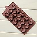 preiswerte Backzubehör & Geräte-Backwerkzeuge Silikon Umweltfreundlich / nicht-haftend / Heimwerken Kuchen / Chocolate / Eis Backform 1pc