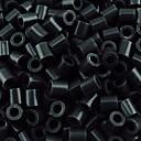 hesapli Boncuk ve Boncuklamalar-çocuklar zanaat için yaklaşık 500pcs / torba 5mm siyah sigorta boncuk hama boncuk diy yapboz eva malzeme emniyet