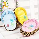 preiswerte Bekleidung & Accessoires für Hunde-Pantoffelform kurze Plüsch Intonation Haustiere Spielzeug sortierte Farbe