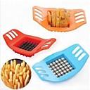 baratos Utensílios para Frutas & Legumes-1pç Utensílios de cozinha Plástico Gadget de Cozinha Criativa Cortador e Fatiador Vegetais