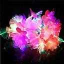 Недорогие Оригинальные LED лампы-1pc 2w 5m 26 leds beads dip led party / декоративный / симпатичный rgb 220v