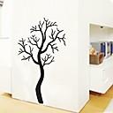 Χαμηλού Κόστους Ανδρικά ρολόγια-τοίχο αυτοκόλλητα τοίχο χαλκομανίες, ταπετσαρία δέντρο σπίτι διακόσμηση βινυλίου pvc αυτοκόλλητα τοίχου 1pc