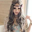 ieftine Bijuterii Lolita-Prințesă Peruci de Cosplay Pentru femei 32 inch Fibră Rezistentă la Căldură Gri Anime