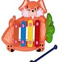ieftine Instrumente Scris & Desen-desene animate bate muzical puzzle jucării (culori aleatorii)