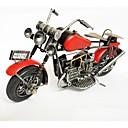 ieftine Relee-fier roșu articole de mobilier model de culoare motocicletă artizanat (de culoare imagine)