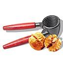 hesapli Pişirme Aletleri ve Kap-Kacaklar-Hızlı fındık kraker, metal ceviz Sheller Pense ahşap saplı sert çekirdekli açıcı çerezler mutfak aletleri