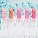 preiswerte Make-up & Nagelpflege-Make-up Utensilien Gel Lippenstifte Matt / Mineral Farbiger Lipgloss / Natürlich Bilden Kosmetikum Alltag Pflegezubehör