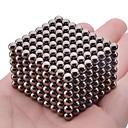 preiswerte Lolita Mode-216 pcs 5mm Magnetspielsachen Magnetische Bälle Bausteine Puzzle Würfel Magnet Magnetisch Jungen Mädchen Spielzeuge Geschenk
