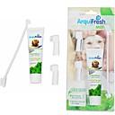 رخيصةأون أغطية أيفون-معجون الأسنان وتنظيف فرشاة أسنان دعوى للكلاب والحيوانات الأليفة