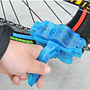 cheap Kitchen Utensils & Gadgets-Bike Chain Cleaner Brush Gear Grunge brush Scrubber Tool Bike Chain Cleaning Tool Easy Wash Rotary Clean 360°Rotating Brushes Convenient For Road Bike Mountain Bike MTB Cycling Bicycle Plastic ABS