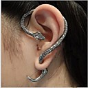 cheap Hair Jewelry-Women's Ear Cuff - Snake Statement, Personalized, Punk Bronze / Golden / Silver / Gray For Wedding Party Daily