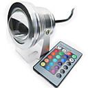 Χαμηλού Κόστους Λαμπτήρες LED τύπου Corn-10w 200-250lm rgb πλήρες χρώμα ip68 αδιάβροχο κατανοήσουν οδήγησε λαμπτήρα φως πισίνα (12v)