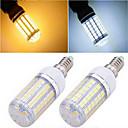 Недорогие LED лампы накаливания-1шт 1200 lm E14 LED лампы типа Корн T 69LED Светодиодные бусины SMD 5050 Тёплый белый / Холодный белый 220-240 V / 1 шт. / RoHs