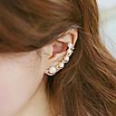 preiswerte Ohrringe-Damen Ohr-Stulpen - Silber / Golden Für Party Alltag