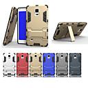 baratos Capinhas paara Galaxy Série Note-Capinha Para Samsung Galaxy Samsung Galaxy Note Antichoque Com Suporte Capa traseira Armadura PC para Note 5 Edge Note 5 Note 4
