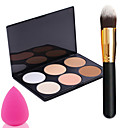 cheap Makeup & Nail Care-Makeup Brushes Powder Puff 1 pcs Face Classic Daily Makeup Cosmetic