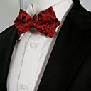 رخيصةأون ربطات العقدة-ببيونة طباعة رجالي كاجوال