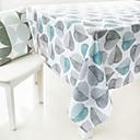 hesapli Masa Örtüleri-Polyester Dikdörtgen Masa Örtüleri Desenli Çevre-dostu Masa Süslemeleri