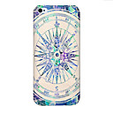 Buy Compasses Pattern Phone Case Back Cover iPhone5C