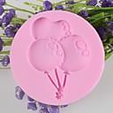 hesapli Fırın Araçları ve Gereçleri-Bakeware araçları Silikon Kauçuk Çevre-dostu / 3D Kek / Kurabiye / Cupcake Pişirme Kalıp