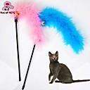 hesapli Kedi Oyuncakları-Kediler İçin Kilitli Oyuncaklar Zil Tekstil Uyumluluk Kedi Kedi Yavrusu