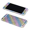 hesapli iPhone Stickerları-Ekran Koruyucu için Apple iPhone 6s Plus / iPhone 6 Plus 1 parça Tam Kaplama Ekran Koruyucular