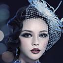 preiswerte Ohrringe-Damen Elegant, Spitze Fascinator - Blume / Fazinierendes / Hochzeit / Party / Fazinierendes