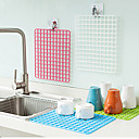 cheap Kitchen Storage-Drain Fruit And Vegetable Sink Cabinet Pad Random Color