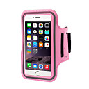 cheap Universal Cases & Bags-Case For iPhone 6s Plus / iPhone 6 Plus / iPhone 6s with Windows / Armband Armband Solid Colored Soft Textile for