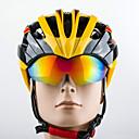 hesapli PS4 Aksesuarları-PROMEND 27 Delikler Hafif, Havalandırma EPS, PC Spor Dalları Yol Bisikletçiliği / Eğlence Bisikletçiliği / Bisiklete biniciliği / Bisiklet - Siyah / Sarı / Siyah / Turuncu / Beyaz + Gri Erkek