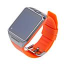 tanie Inteligentne zegarki-Inteligentny zegarek iOS / Android Ekran dotykowy / Krokomierze / Video Rejestrator snu / Kamera / aparat / Kompas / Obsługa wiadomości