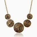 preiswerte Halsketten-Damen Anhängerketten / Statement Ketten - Europäisch Silber, Bronze Modische Halsketten Schmuck Für Party, Alltag, Normal