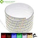 preiswerte LED Lichtstreifen-SENCART 2m Flexible LED-Leuchtstreifen 120 LEDs 5050 SMD Warmes Weiß / Weiß / Rot Wasserfest / Schneidbar / Verbindbar 100-240 V 1pc / IP68 / Selbstklebend