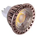 hesapli LED Spot Işıkları-ywxlight® kısılabilir GU5.3 (MR16) 5w 1 koçanı 850 lm sıcak beyaz / soğuk beyaz spot ışıklar led AC / DC 12 V