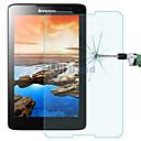 baratos Protetores de Tela Para Tablets-Protetor de Tela para Lenovo Vidro Temperado 1 Pça. Alta Definição (HD)