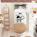 זול סטיקרים לקישוט-גאדג'ט לאמבטיה Multi-function ידידותי לסביבה מתנה סרט מצויר יצירתי סרט מצוייר פלסטי יחידה 1 - חדר אמבטיה אביזרי אמבטיה אחרים