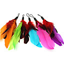 cheap Makeup & Nail Care-Cat Feathers Cat Teasers Candy Textile For Cat Kitten