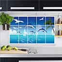 hesapli Bilezikler-Mutfak aletleri Kağıt Çok-fonksiyonlu / Çevre-dostu Yenilikçi Ev İçin / Ofis İçin / Günlük Kullanım 1pc / Dekoratif Duvar Çıkartmaları / Buzdolabı Çıkartmaları