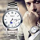 Buy Men's Watch Fashion Luxury Casual Business Fine Steel Band Quartz Wrist Cool Unique