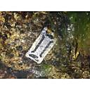 preiswerte iPhone Hüllen-Hülle Für Apple iPhone 6 iPhone 6 Plus Wasserdicht Staubdicht Stoßresistent Ganzkörper-Gehäuse Rüstung Hart Metal für iPhone 6s Plus