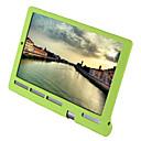 Недорогие Защитные плёнки для планшетов-Кейс для Назначение Lenovo Кейс на заднюю панель Однотонный Мягкий Силикон для Ленова Йога Tab 3 Pro