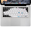hesapli Mac Klavye Kılıfları-xskn dayanıklı ultra ince klavye kapağı silikon deri tembel macbook hava cat / pro 13 15 17 inç, bize düzen