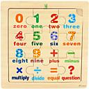hesapli Kamp Mutfağı-Yapboz Matematik Oyuncakları Eğitici Oyuncak Oyuncaklar Klasik Tahta Karikatür Parçalar Genç Erkek Hediye