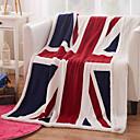 hesapli El Sanatları Gereçleri-Dokuma Çoklu-renk Hayvan Kaşmir battaniyeler 130*160cm