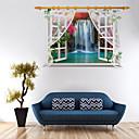 hesapli Fırın Araçları ve Gereçleri-Dekoratif Duvar Çıkartmaları - 3D Duvar Çıkartması Çiçekler Oturma Odası / Yatakodası / Yemek Odası / Çıkarılabilir