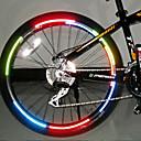cheap Bike Lights-Reflective Band / Wheel Lights Bike Light - Cycling Waterproof, Color-Changing Other Cycling / Bike