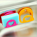 Недорогие Всё для хранения на кухне-Пластик-Полки и держатели