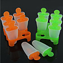 저렴한 장식 스티커-Bakeware 도구 플라스틱 얼음 베이킹 액세서리 1 개