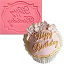 رخيصةأون أدوات الفرن-السليكون المطاط 3D كعكة Cupcake فطيرة الخبز العفن أدوات خبز